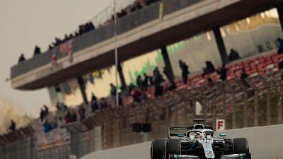 """Hamilton """"Ferrari è forte, per noi dura"""""""