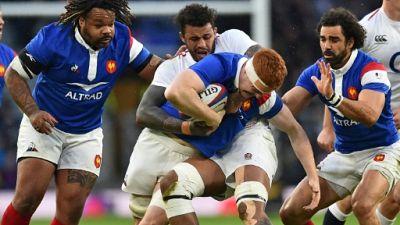 """La journée du XV de France: une """"rage"""" à hurler"""