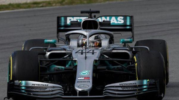 """Hamilton (Mercedes): """"Si une équipe peut relever ce défi, ce sont mes gars"""""""