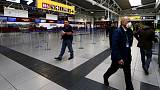 Rome's Ciampino airport set to reopen a day after tiny fire