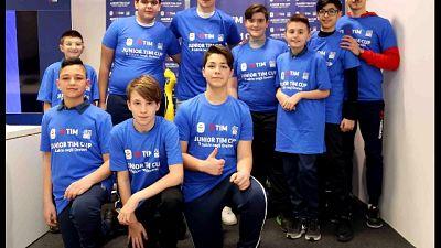 Junior Tim Cup fa tappa a Frosinone