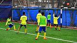 فريق جديد لكرة القدم يمنح الأمل للشباب المصابين بالسرطان في غزة