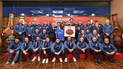 Rugby: rinnovato accordo Peroni-Fir