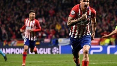 Ligue des champions: les grognards de l'Atlético débloquent le choc contre la Juve