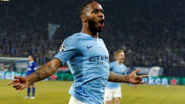 Ligue des champions: Manchester City renverse Schalke in extremis