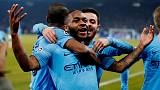 Late goals give Manchester City 3-2 win at Schalke