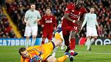 Mane's house burgled during Champions League match