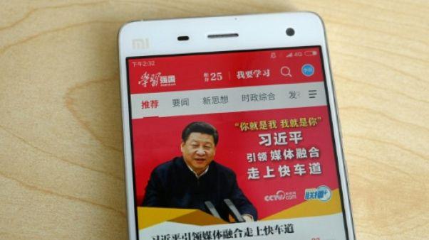 Xi Jinping, l'appli-propagande qui fait chauffer les smartphones