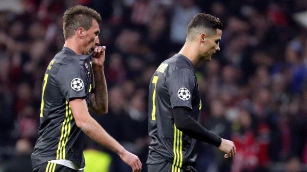 "Ronaldo ""serata difficile,ma crediamoci"""