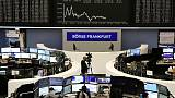 European shares steady near four-month highs but poor earnings weigh