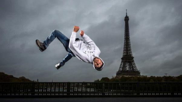 """JO-2024: le breakdance aux Jeux, """"un truc de malade !"""""""
