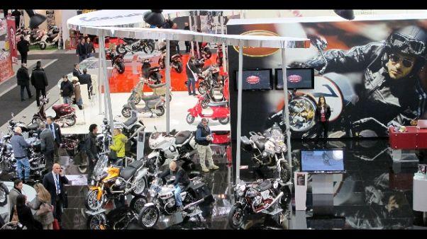 Da 7 a 10 marzo torna 'Roma Motodays'