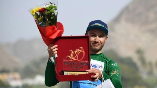 Tour d'Oman: le doublé pour Lutsenko, la dernière étape pour Nizzolo