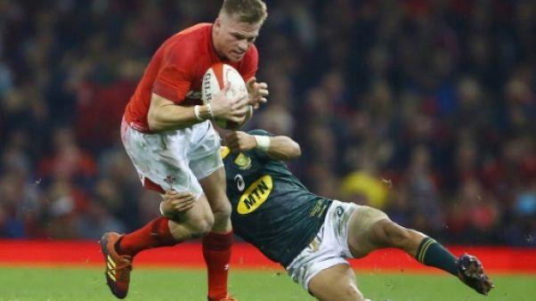 Galles: Anscombe préféré à Biggar à l'ouverture contre l'Angleterre
