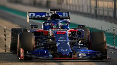 F1: Toro Rosso ok in test,4/a la Ferrari