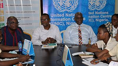 United Nations Information Centre (UNIC) Lagos and Nairobi Jointly Mark Mother Language Day