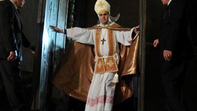 Mons. Lorefice,no mafia in Confraternite