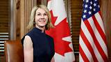 With push from McConnell, Kelly Craft rises as candidate for U.N. ambassador