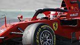 Leclerc, sulla Ferrari ottime sensazioni