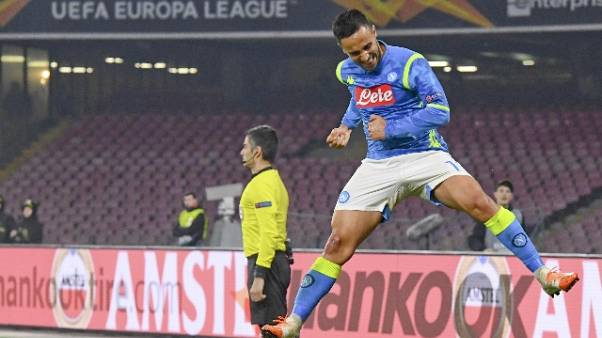 E.League: Zurigo ko 2-0, Napoli agli 8/i