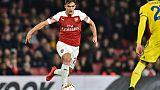 Ligue Europa: Arsenal souffle, Naples et Valence vont en 8es