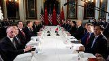 الصين وأمريكا تستأنفان محادثات التجارة لوضع تفاصيل اتفاق