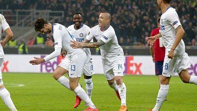 4-0 al Rapid Vienna, Inter agli ottavi