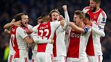 Ajax get league match moved to prepare for Real Madrid