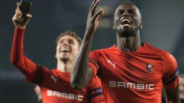 Ligue Europa: Rennes réussit l'exploit face au Betis et rejoint les 8e