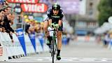Cycling - Team Sky's Swift in intensive care after training crash