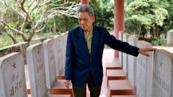 Les combattants oubliés de la Corée du Nord au Vietnam