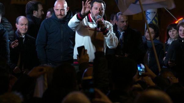 Salvini, garantirò voto Sardegna