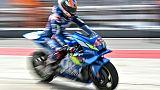 Tests de pré-saison en MotoGP sur le circuit de Sepang, le 8 février 2019