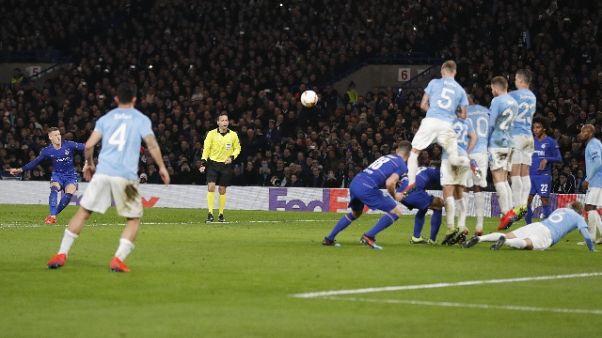 Fifa,stop mercato Chelsea per 2 sessioni