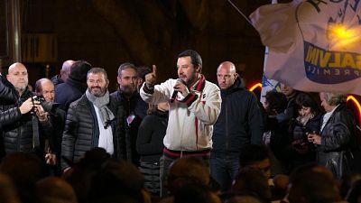 Tav: Salvini, favorevoli a referendum