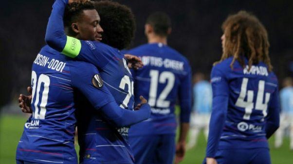 Transferts de mineurs: Chelsea interdit de recrutement jusqu'à fin janvier 2020
