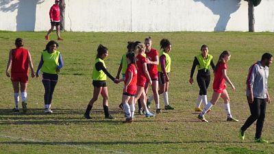Rugby / Tunisie : L'équipe nationale de Pologne de Rugby à 7 féminine en stage à Tunis
