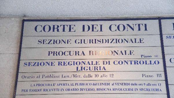 Inaugurazione anno Corte Conti Liguria