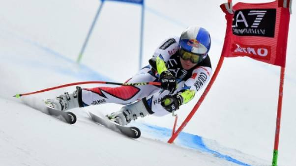 Ski: Pinturault prend une option après le super-G du combiné de Bansko