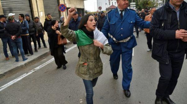 Algérie: début de rassemblements contre le 5e mandat du président Bouteflika