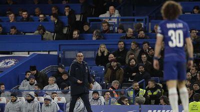 Europa League, ottavi Chelsea-Dinamo K.