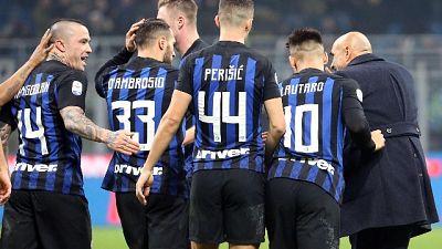 Europa League, ottavi Inter-Eintracht