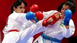 Olympics - Karate associations vent anger after Paris 2024 exclusion