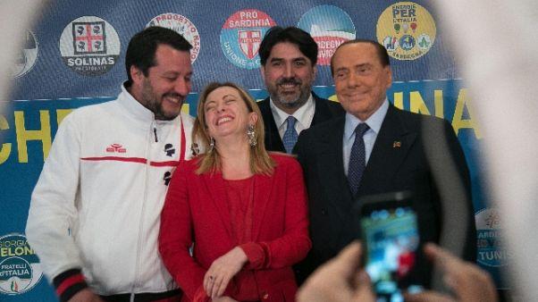 Tav: Berlusconi, Salvini si è corretto