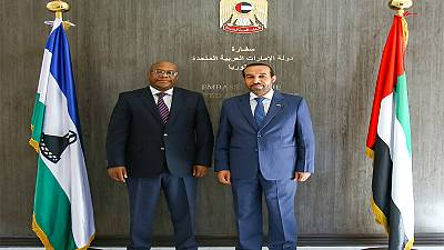 UAE, Lesotho accelerating cooperation