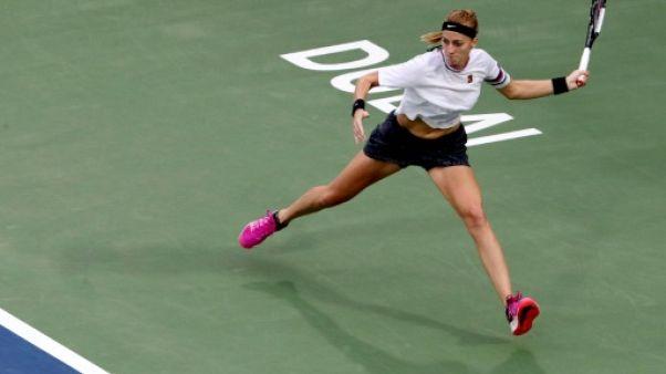 Tennis: Petra Kvitová en finale à Dubaï