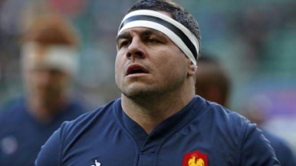 XV de France: Guirado, un capitaine moins esseulé dans la tempête