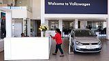 Volkswagen warns of challenges, to redouble efforts to meet targets