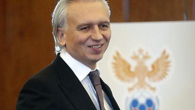 Dyukov nuovo n.1 federazione Russia
