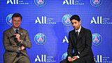 """Sponsor maillot: """"un jour historique"""" pour le PSG déclare Al-Khelaïfi"""